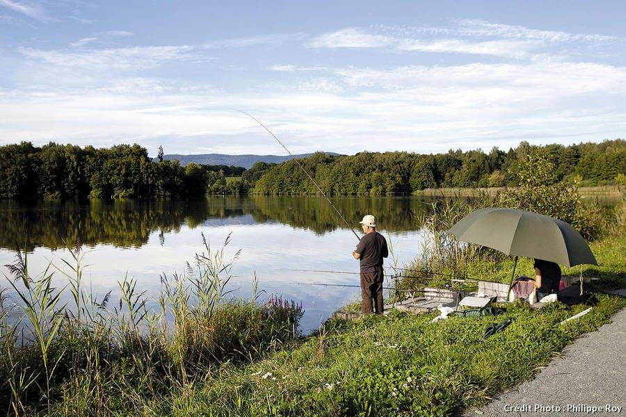 Le lac de Malsaucy