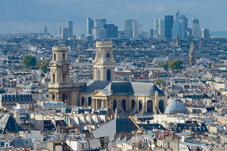 Eglise Saint-Sulpice à Paris