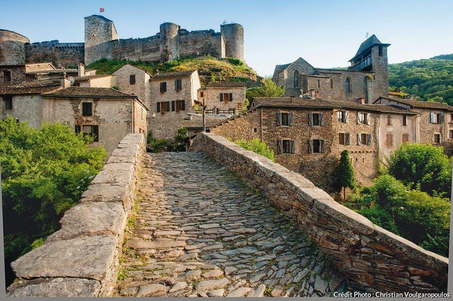 Village forteresse de Brousse-le-Château