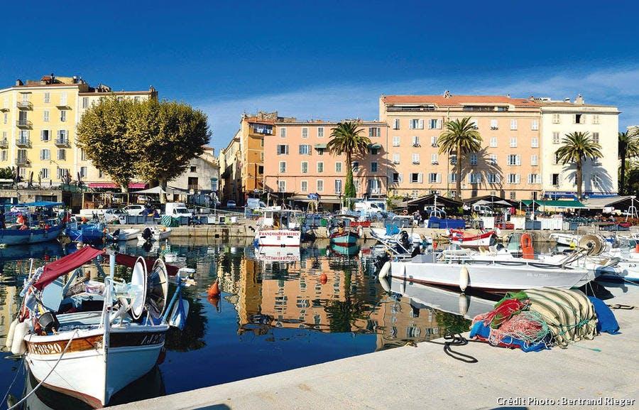 Port de pêche d'Ajaccio