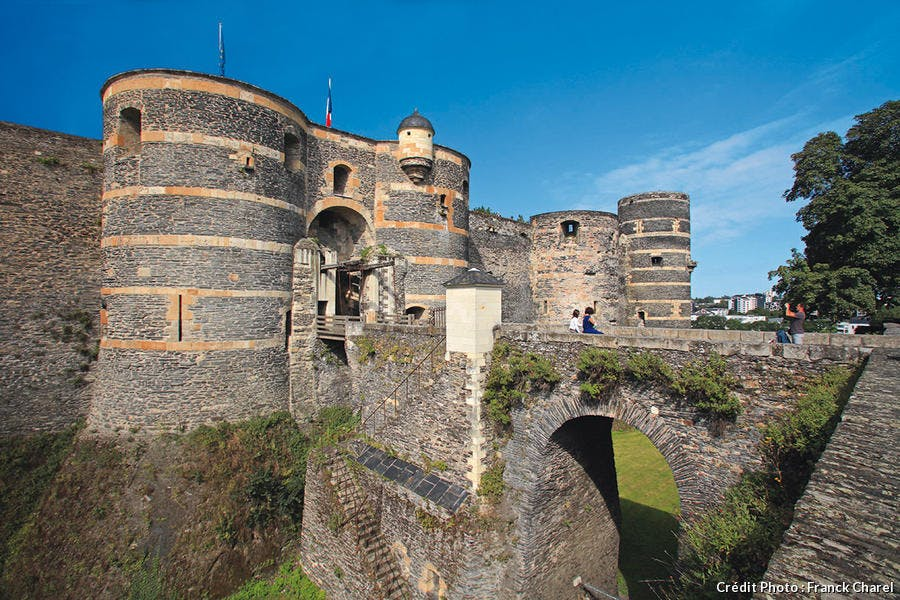 Forteresse d'Angers