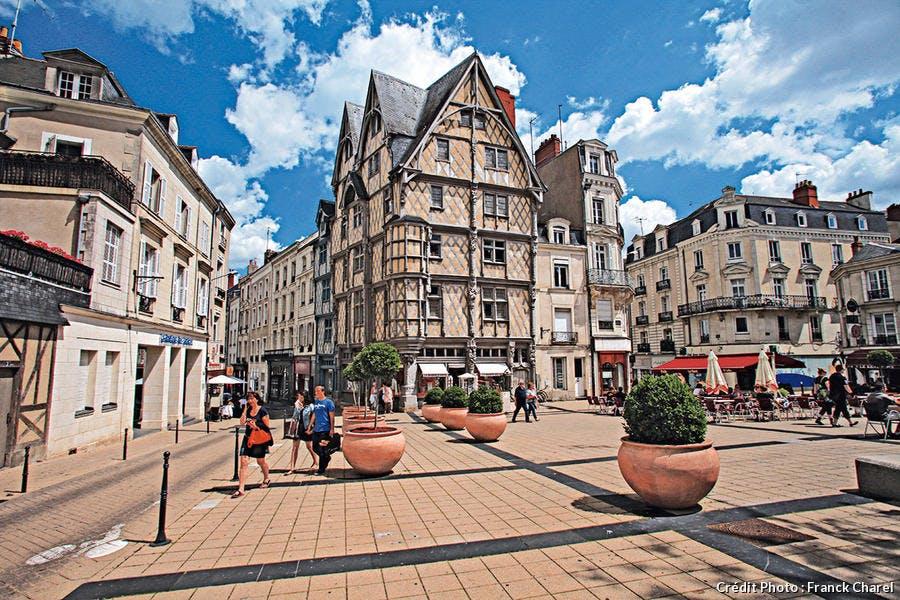 La maison d'Adam, à Angers
