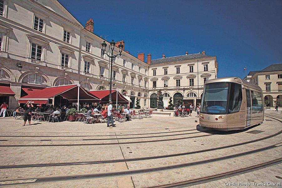 Tramway d'Orléans