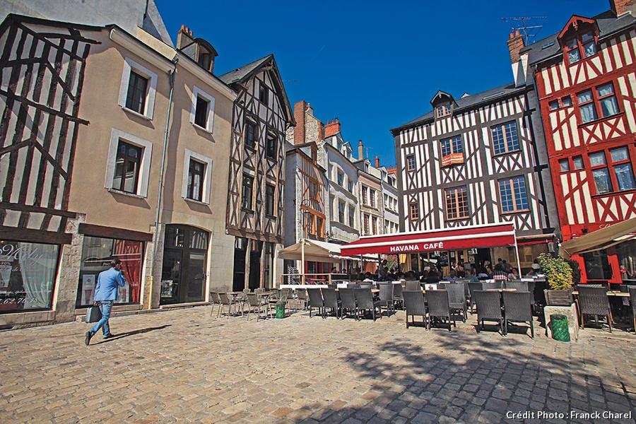 La place du Châtelet
