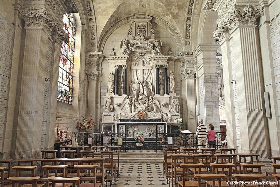 La chapelle des Ardilliers