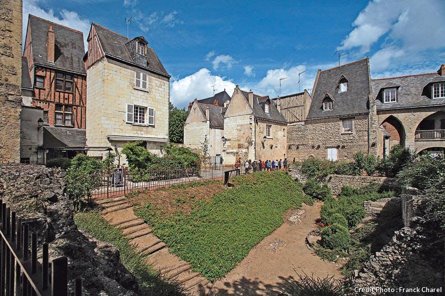 Le jardin Saint-Pierre-le-Puellier