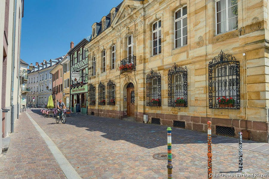 Maison Loewenfels Mulhouse