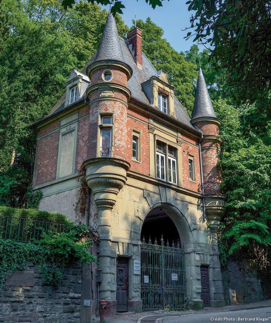 Mulhouse Villa Hermitage