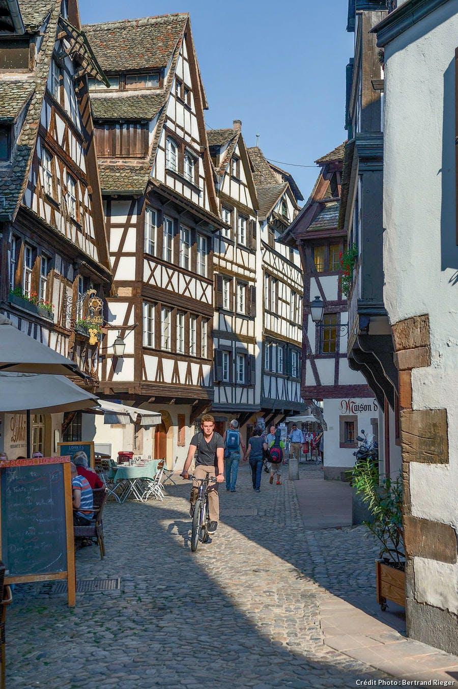 Rue du Bain-aux-Plantes, Strasbourg