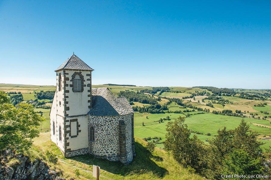 La chapelle Valentine à Ségur-les-Villas