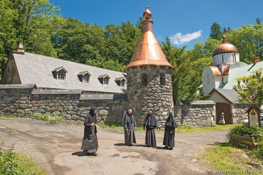 Le monastère secret de Marcenat