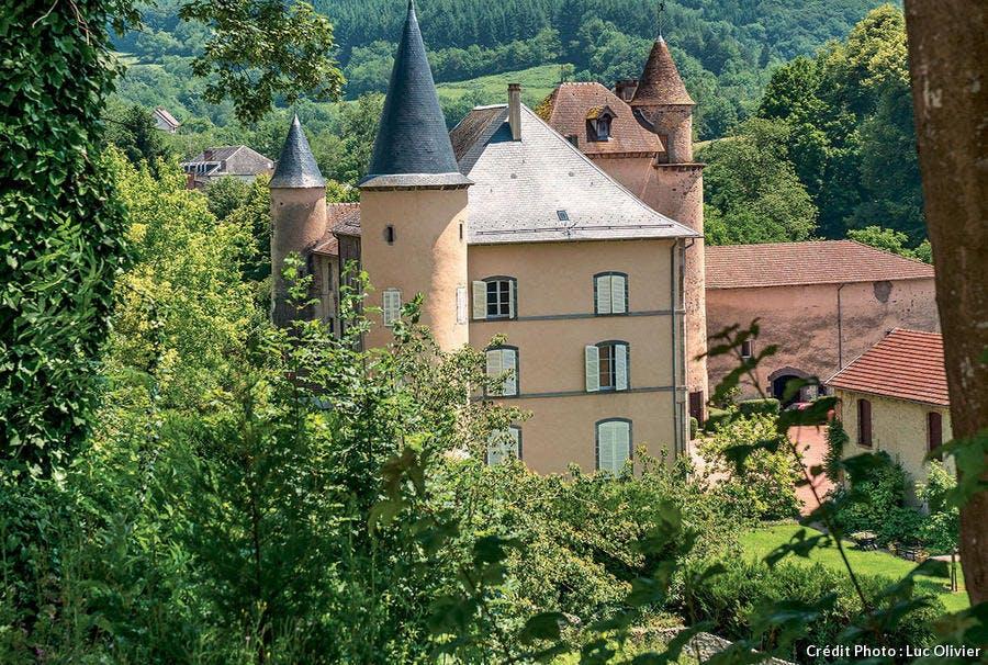 Le château de Chappes