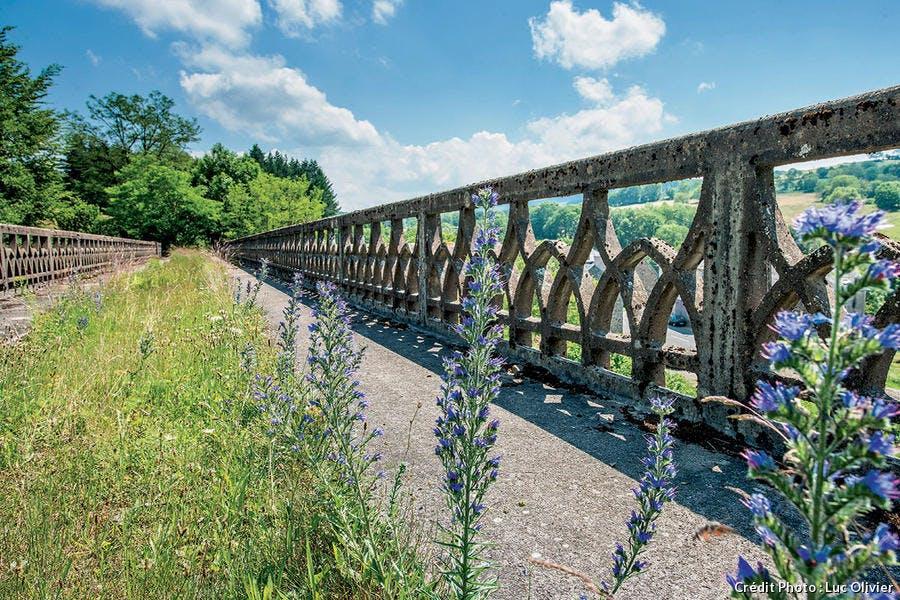 Le pont du Moulin Neuf