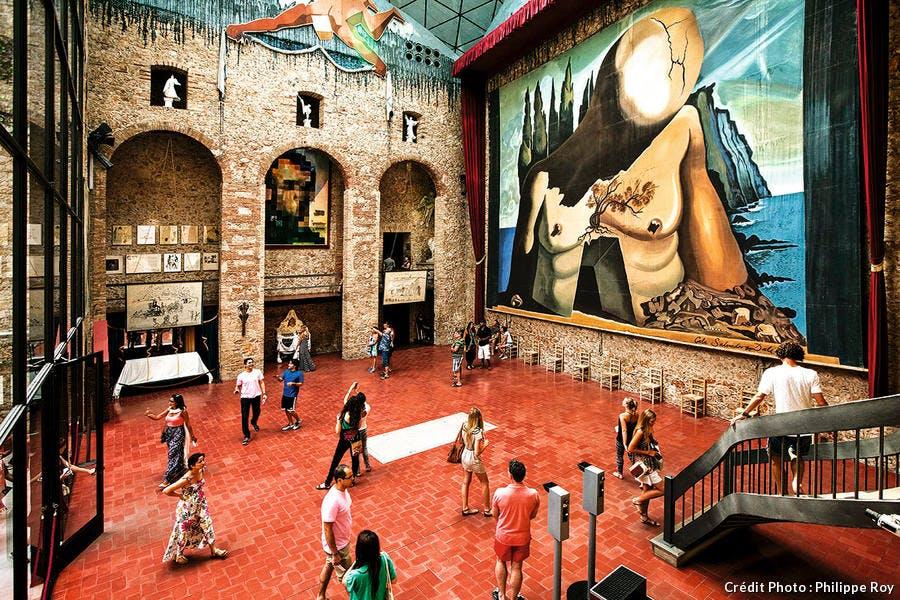 Musée Dali à Figueras