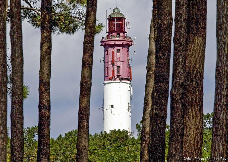 La phare du Cap-Ferret.