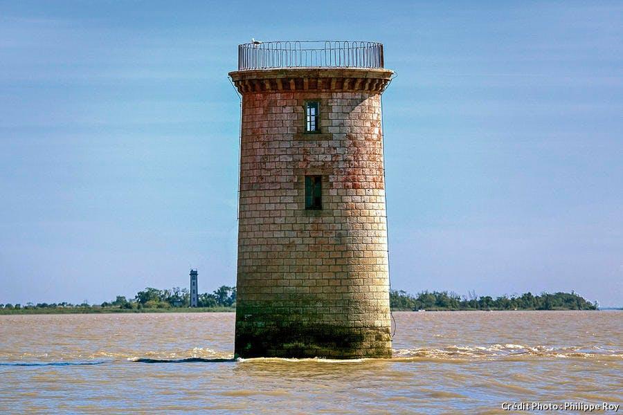 Le phare de Trompeloup