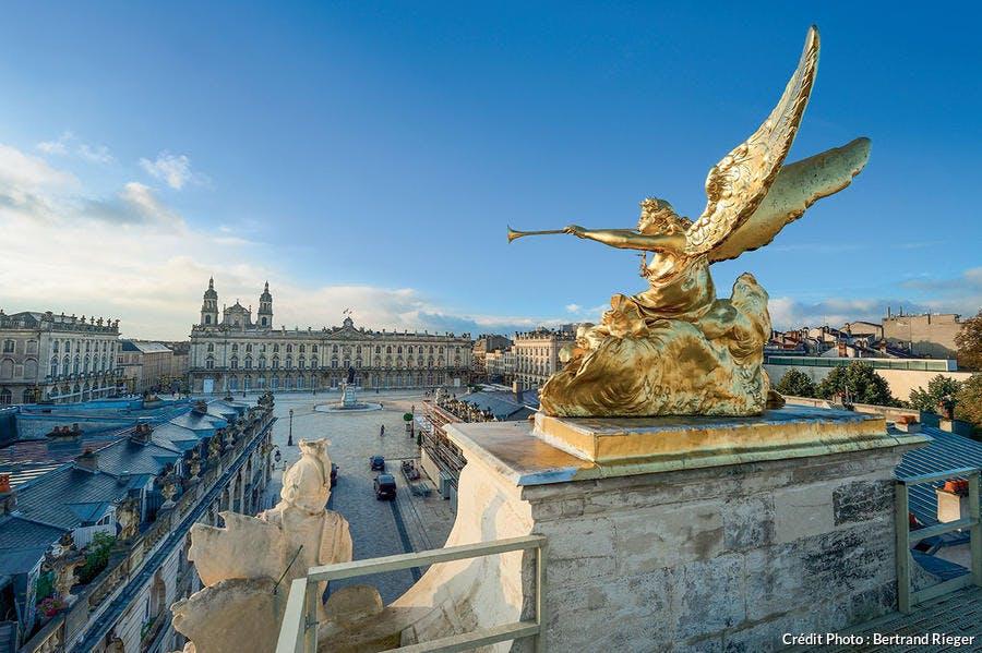 La place Stanislas à Paris