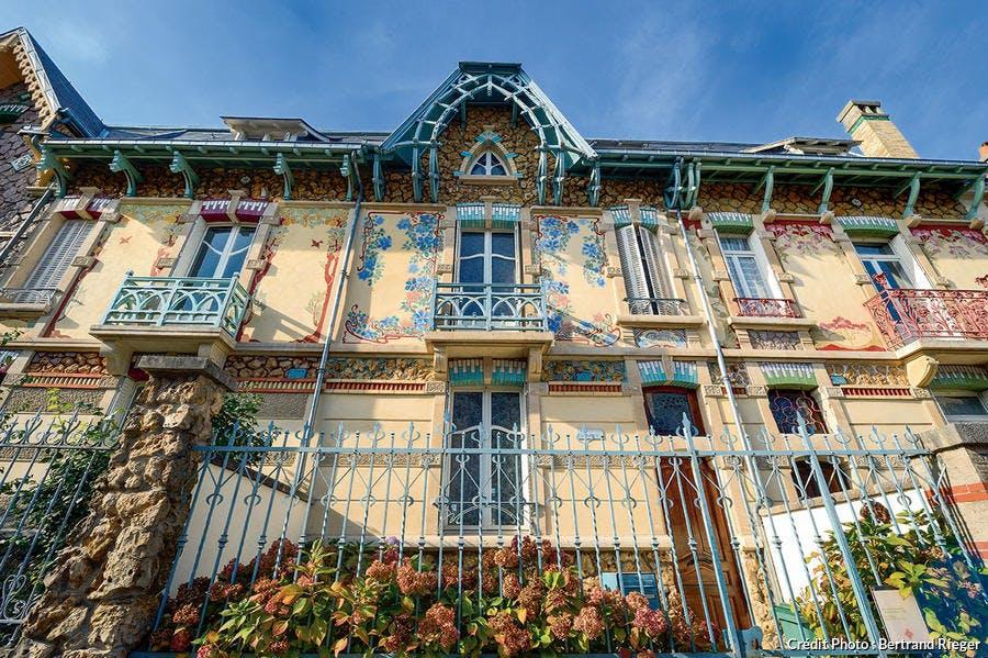La villa des Clématites à Nancy