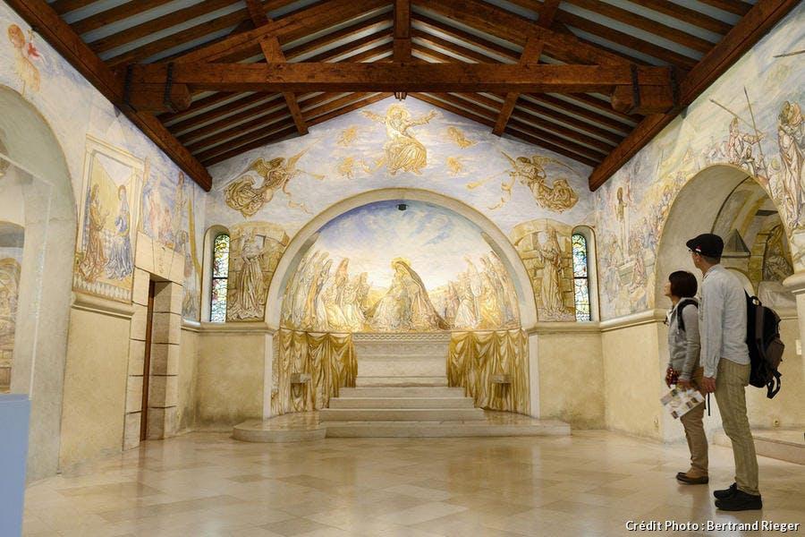 La chapelle Foujita