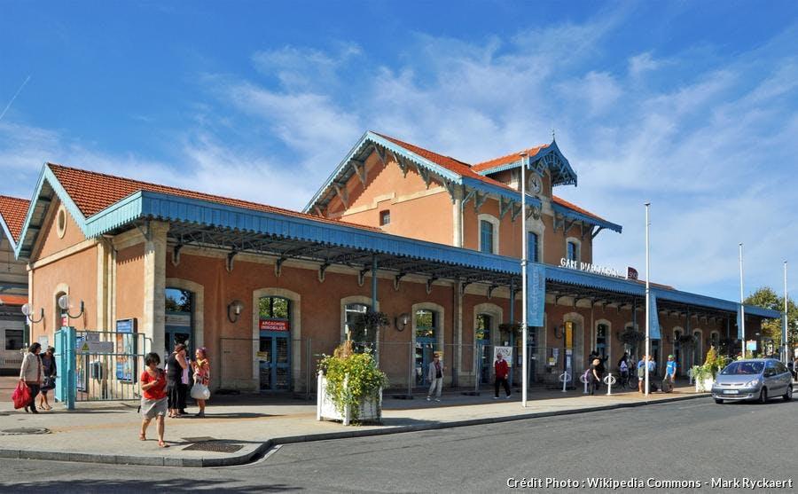 Gare d'Arcachon