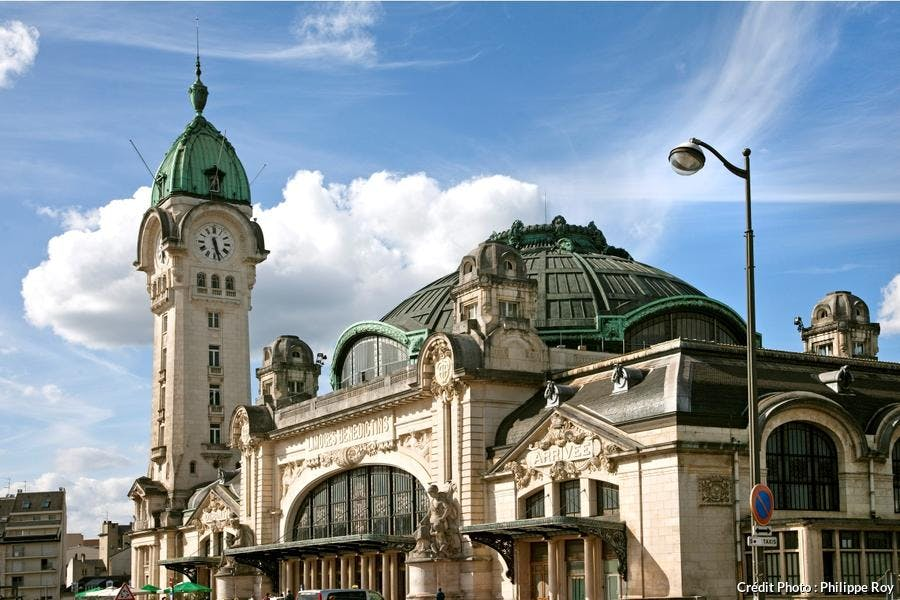 Gare de Limoges