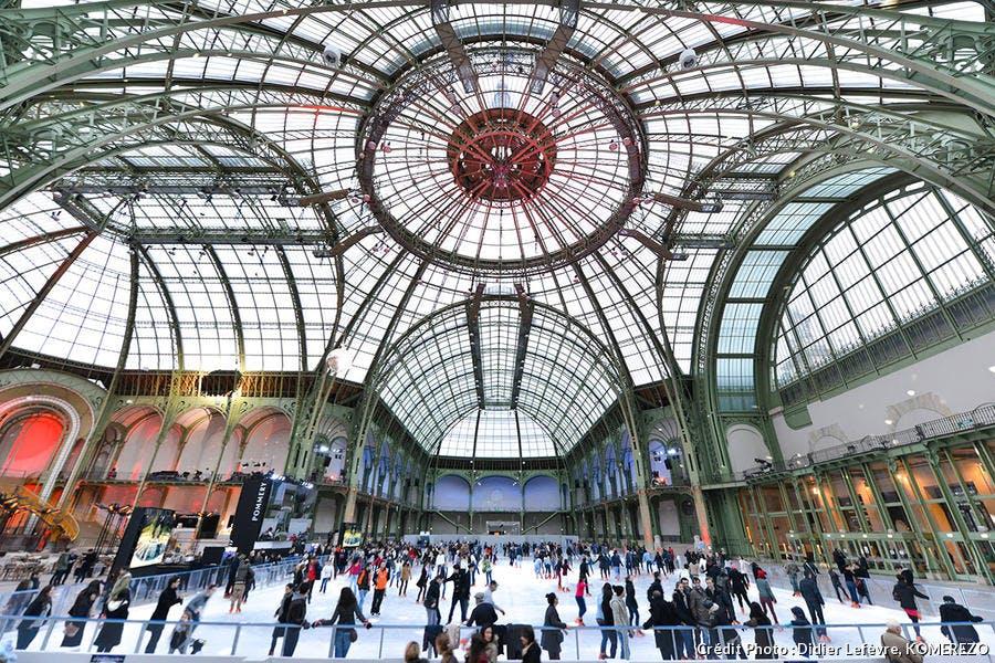Grand Palais des Glaces à Paris