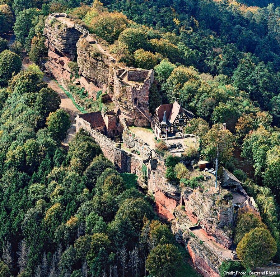 Château fort de Haut-Barr
