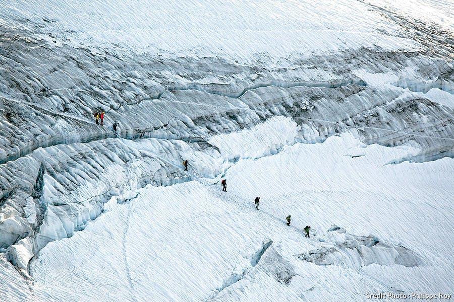 Glacier du Géant