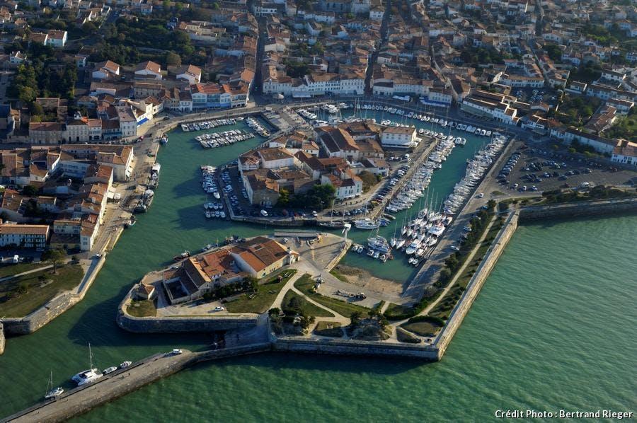 Saint-Martin de Ré et ses fortifications Vauban