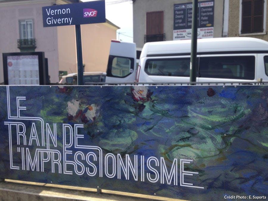 Gare de Vernon-Giverny