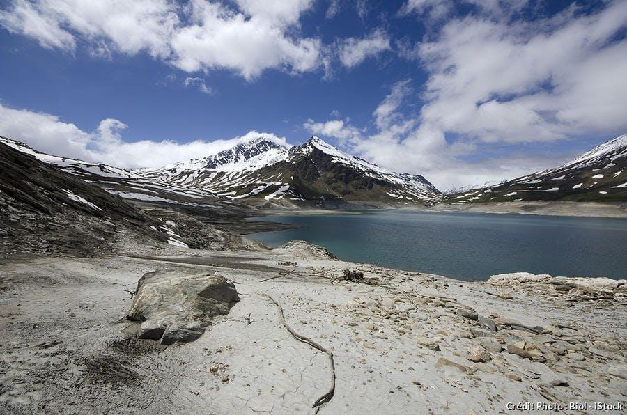 Lac Mont-Cenis
