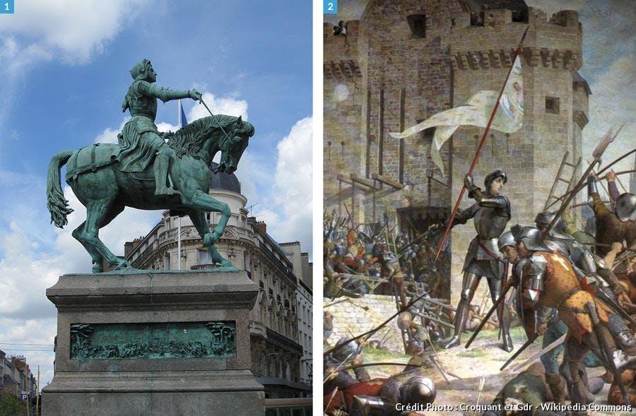 Jeanne d'Arc Orléans