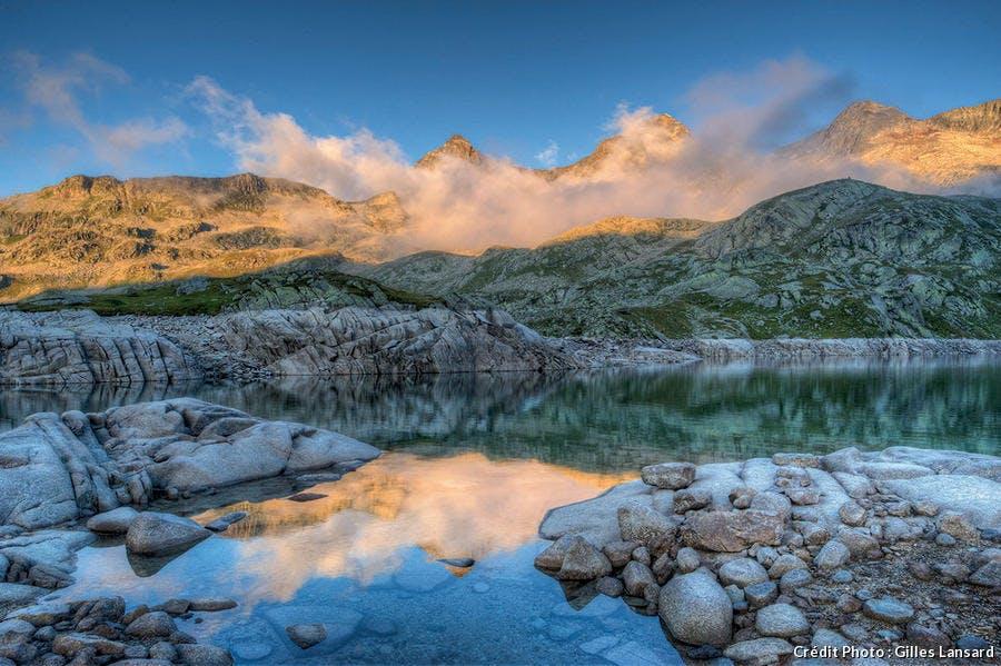 Le lac Cottepens