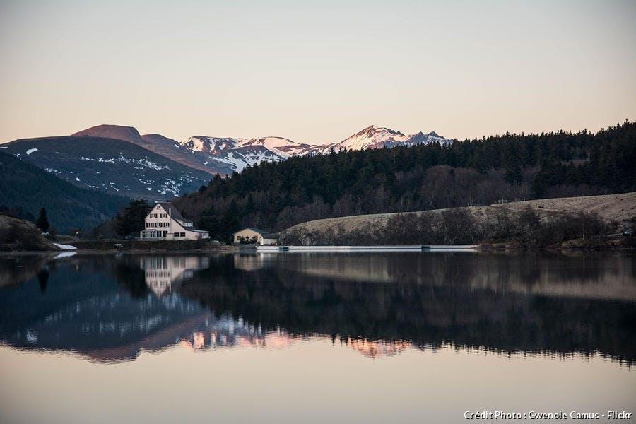 Le lac de Guéry