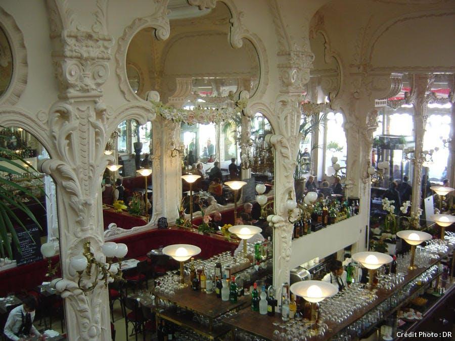 Le Grand Café à Moulins-sur-Allier