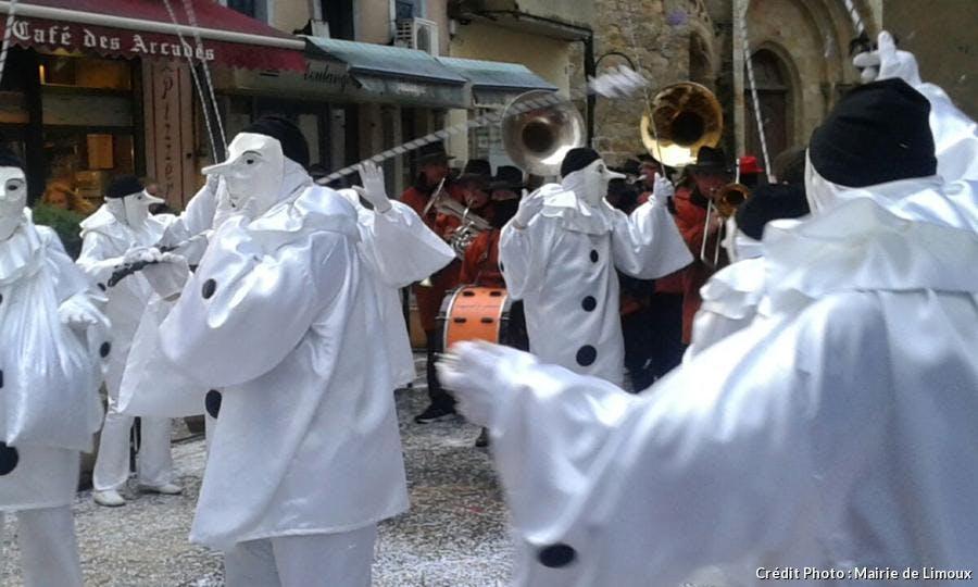 Les déguisements du Carnaval de Limoux