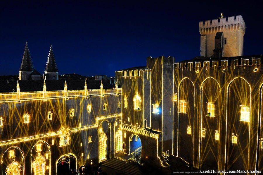 Les luminescences d'Avignon