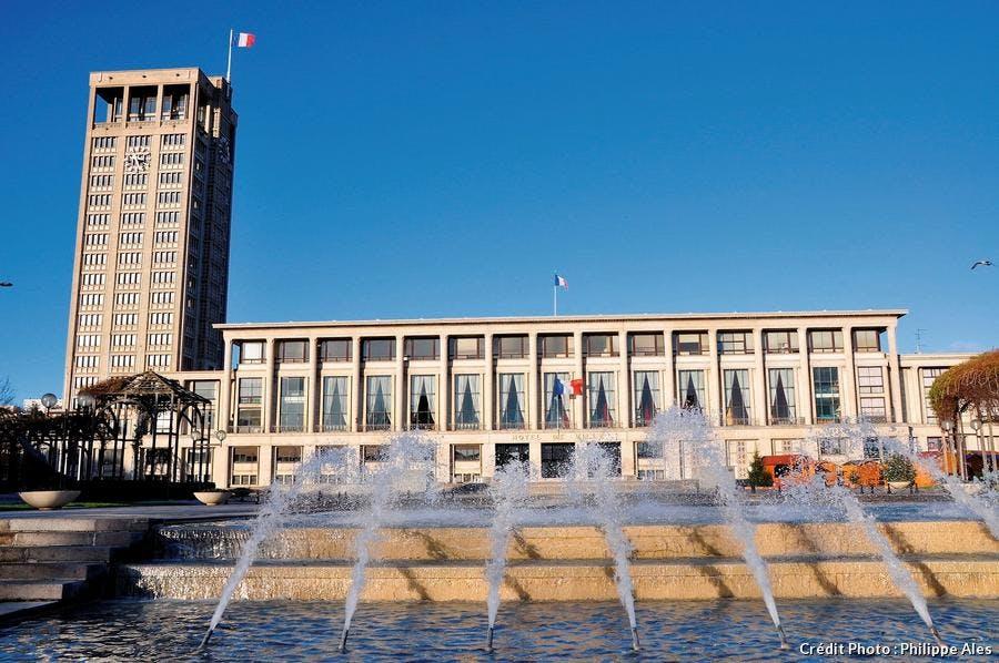 Hôtel de ville du Havre