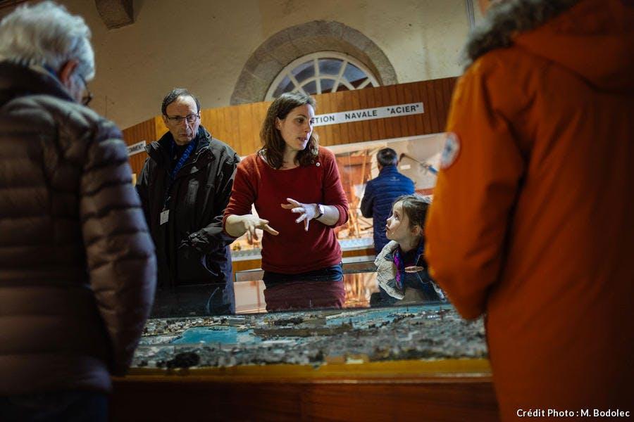 Musée de la pêche de Concarneau