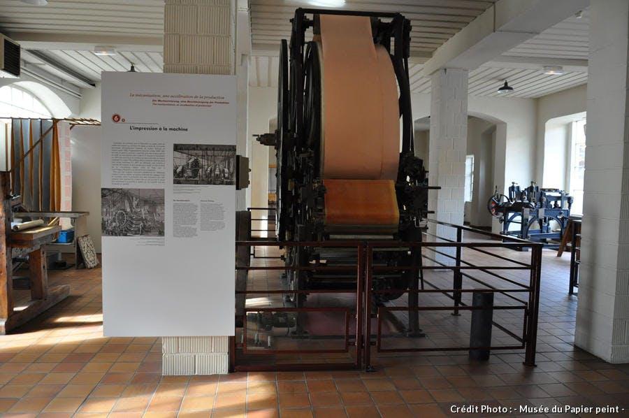 Musée du papier peint de Rixheim