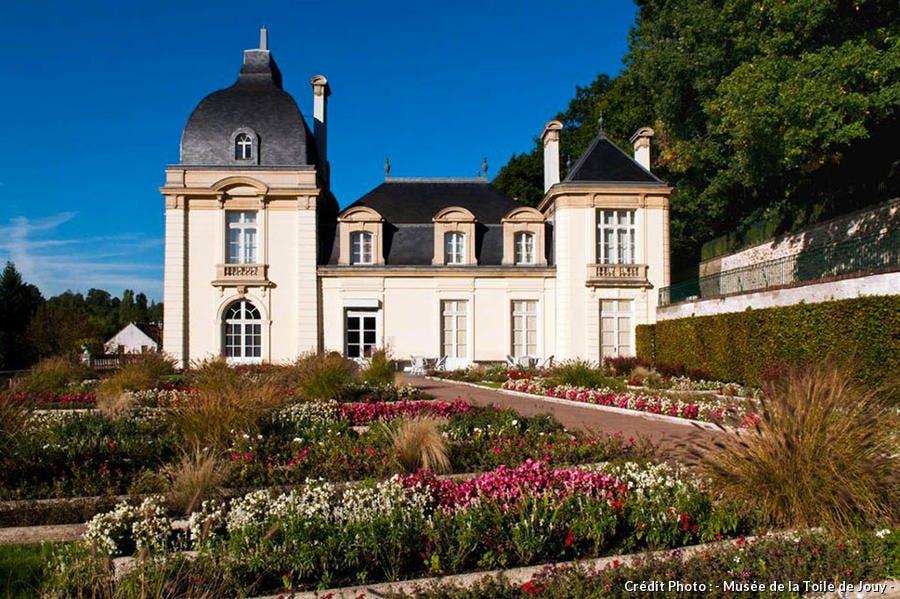 Musée de la toile de Jouy dans les Yvelines