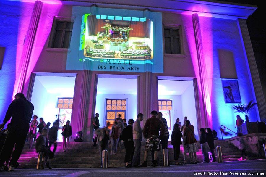 Le musée des beaux arts de Pau