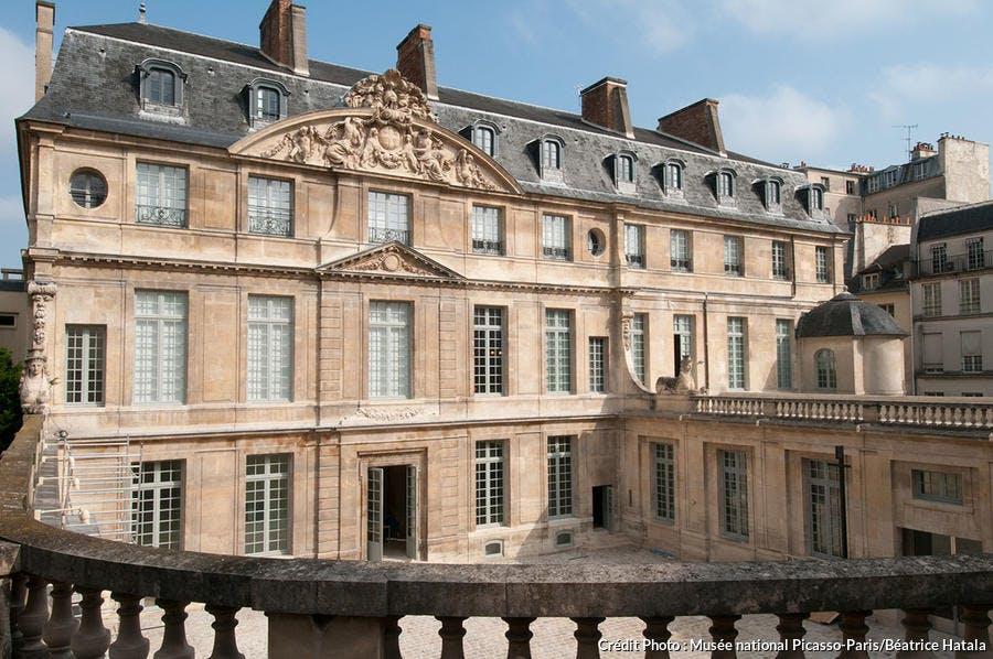 Musée national Picasso - Paris - Hôtel Salé
