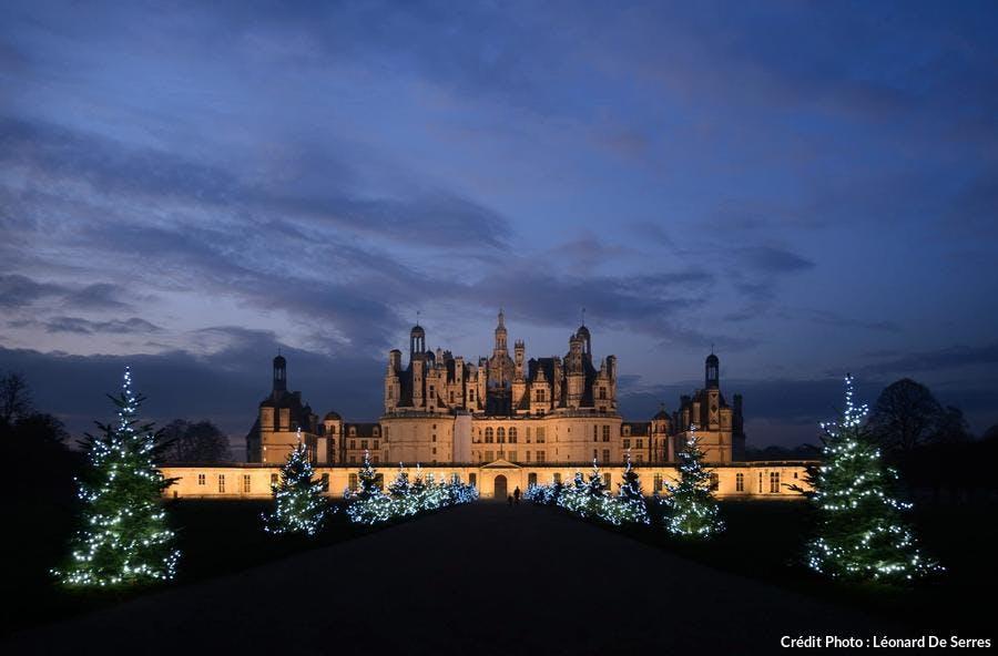 Noël au château de Chambord