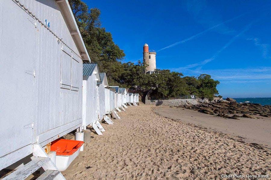 Noirmoutier, anse rouge