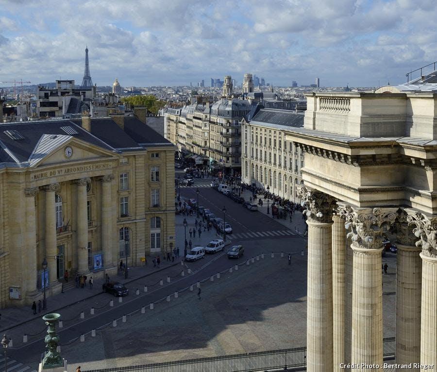 Mairie du Ve arrondissement de Paris