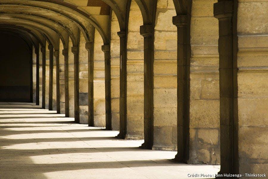 Places des Vosges à Paris