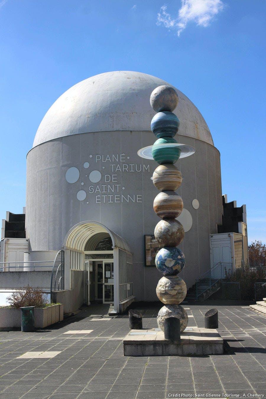 Planétarium de Saint-Etienne