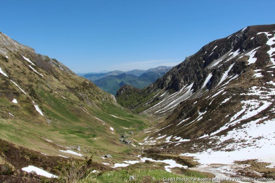 Le parc des Pyrénées Ariegeoises