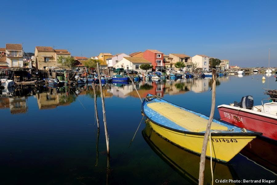 Pointe Courte à Sète